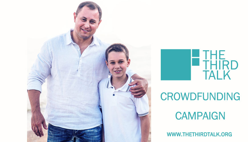 The Third Talk Crowdfunding Campaign